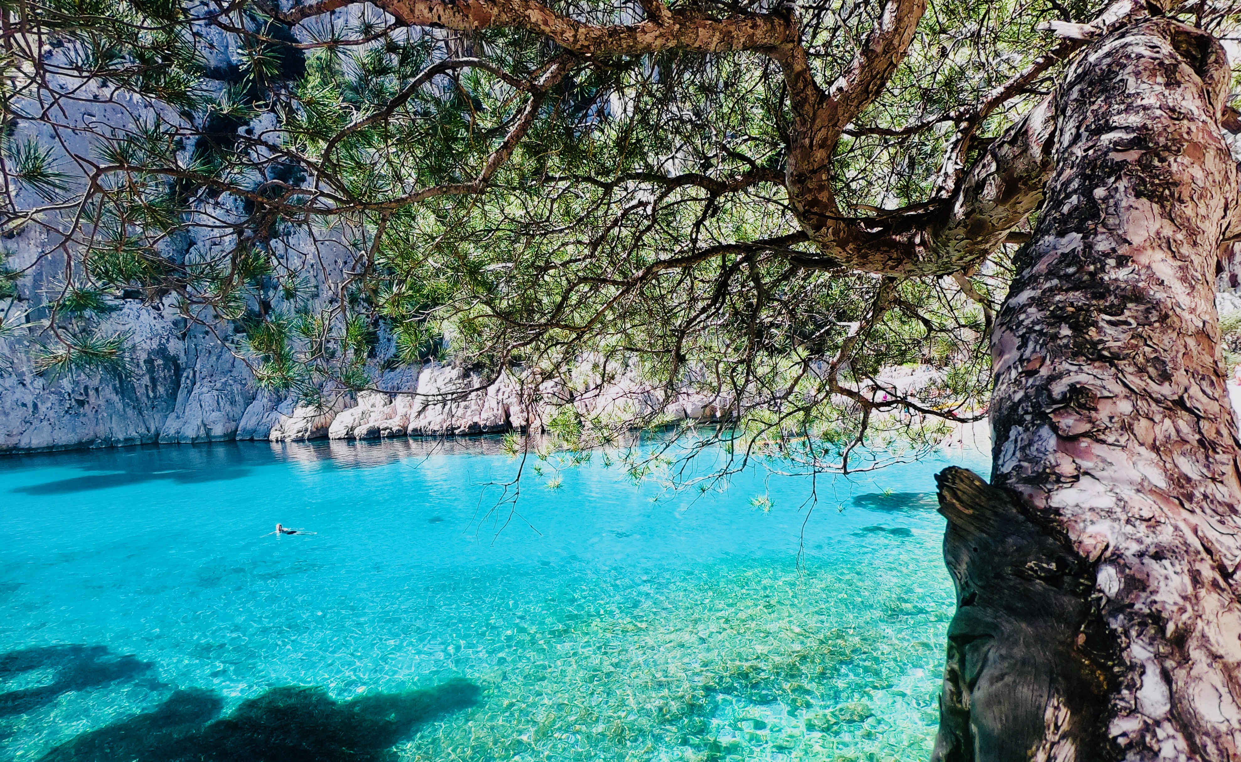 Creeks Immersion Kayaking Cassis Marseille Calanques National Park