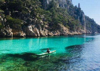 """alt=""""en-vau-calanques immersion kayak marseille calanque de marseille"""""""