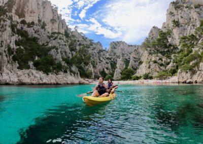 """alt=""""calanques immersion kayak marseille calanque de marseille"""""""
