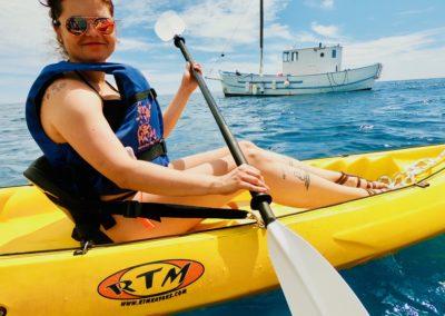 """alt=""""pure randonnée en kayak de mer au coeur du parc national des calanques"""""""